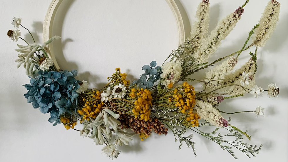 Sweet petite wreath