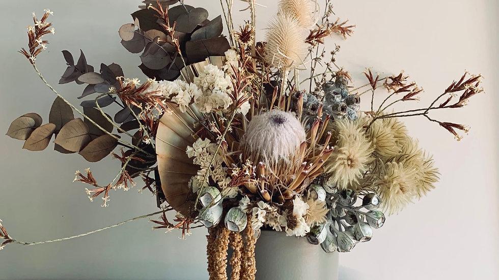 Earth lover wildflower pot
