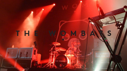 The Wombats talk ACL, Beautiful People, and Live Shows!