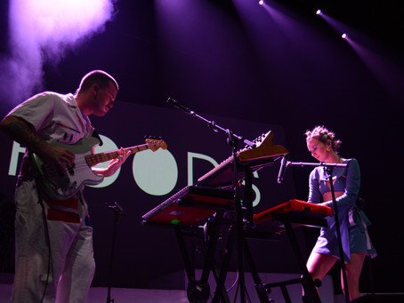 Broods at ACL Live