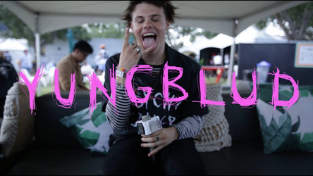 Yungblud Talks Upcoming Releases and ACL 2018