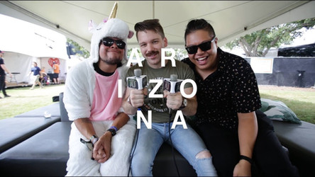 Talking with A R I Z O N A at ACL 2018!