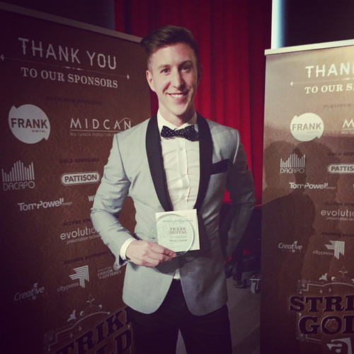 John Titley - Signature Awards 2016