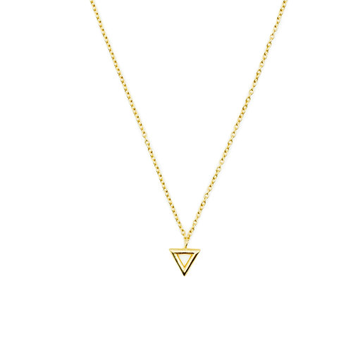 Gold Water Element Necklace Pre-Order