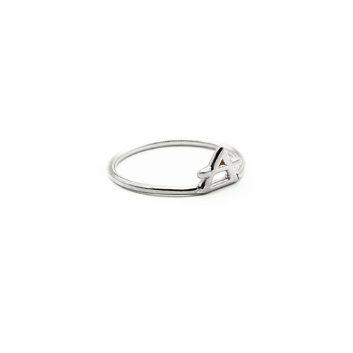 Silver Air Element Ring Pre-Order