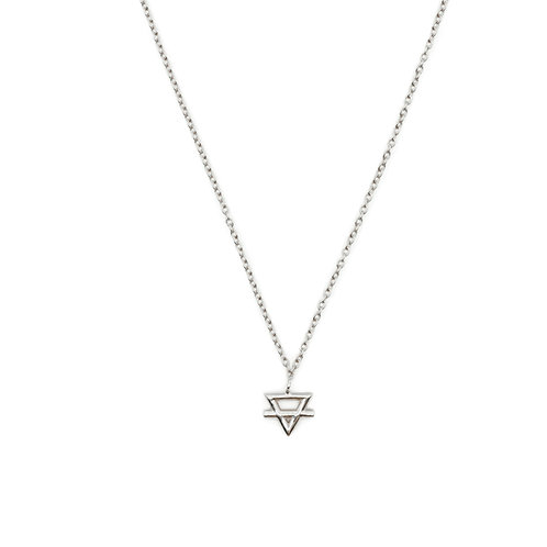 Silver Earth Element Necklace Pre-Order