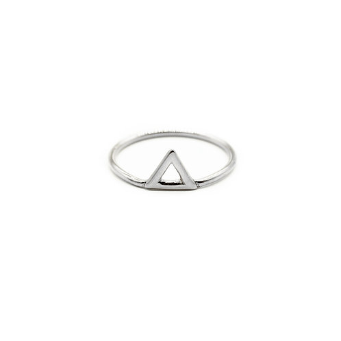 Silver Fire Element Ring Pre-Order