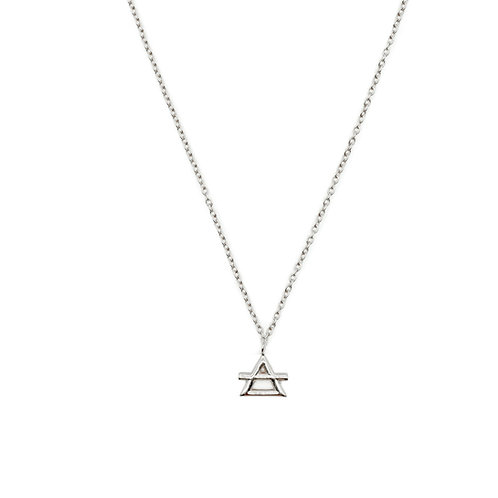 Silver Air Element Necklace Pre-Order