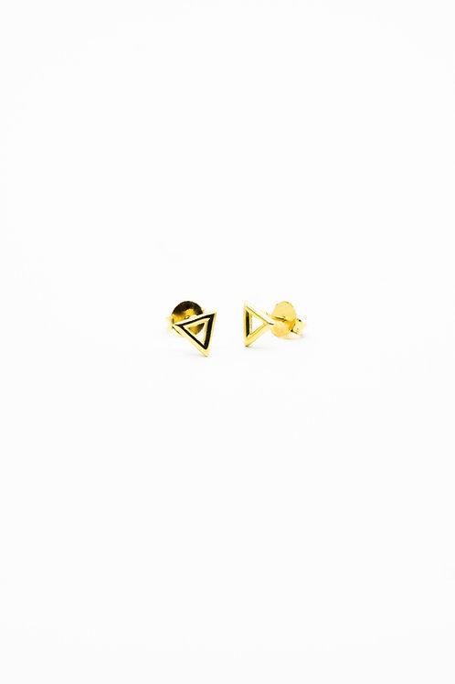 Gold Water Element Stud Earrings Pre-Order