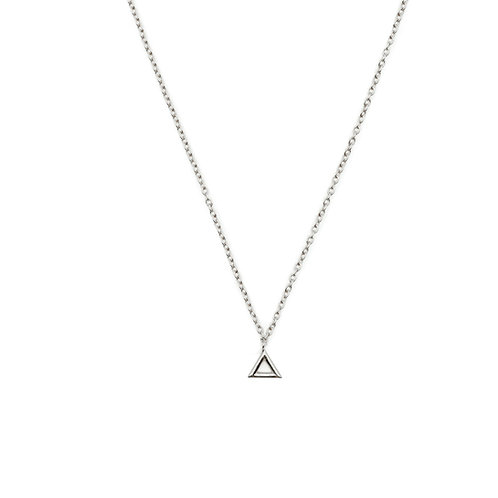 Silver Fire Element Necklace Pre-Order