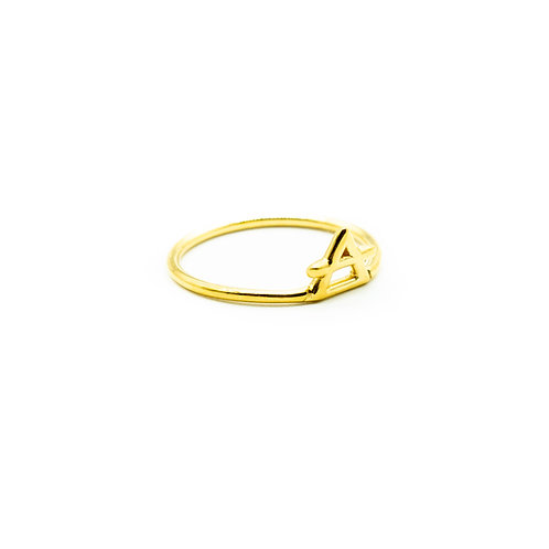 Gold Air Element Ring Pre-Order