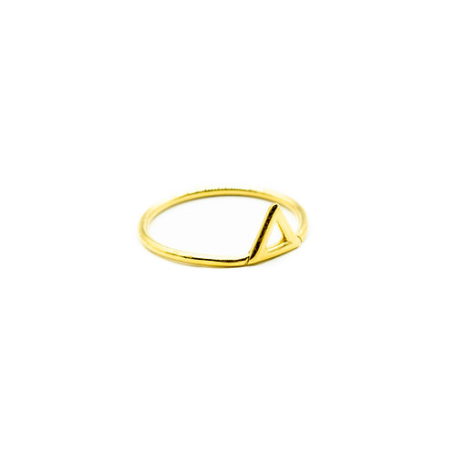 Gold Fire Element Ring Pre-Order