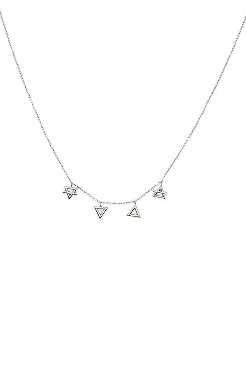 Silver Elemental Necklace Pre-Order