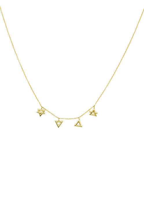 Gold Elemental Necklace Pre-Order