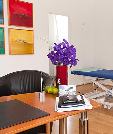 Ärztlichebehandlungszimmer