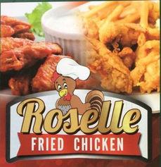 Roselle Fried Chicken