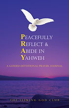 Peacefully Reflect & Abide in Yahweh