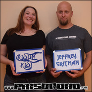 Cristin Kist and Jeffrey Gritman