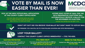 Mail-In Ballot Information