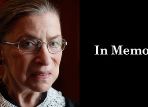 Statement from MCFDW President, Daria Venezia, on the Passing of Justict Ruth Bader Ginsberg