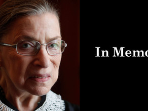 Statement from MCFDW President, Daria Venezia, on the Passing of Justice Ruth Bader Ginsberg