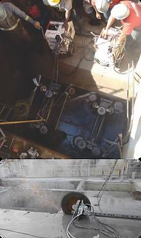Corte em Estruturas de Concreto Armado