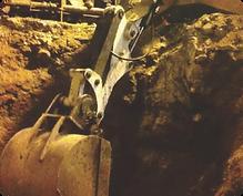Escavação de Materiais