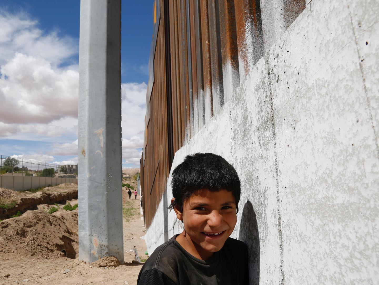 Los niños del muro