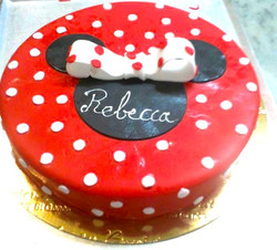 Gâteau pour Rebecca