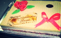 Gâteau pour Anne