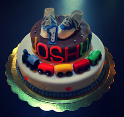 Gâteau pour Joshua