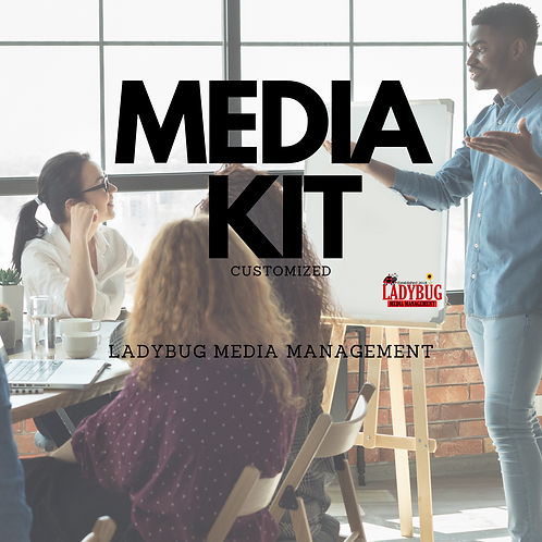 Media Kit (Customized)