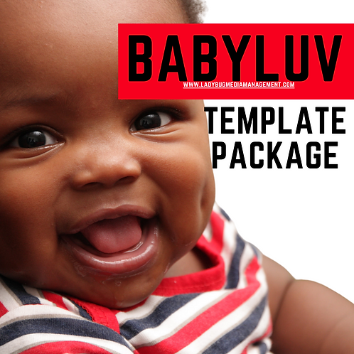 BabyLUV-Template Package