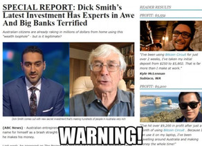 Dick Smith scam advertising garners lawsuit against The Guardian