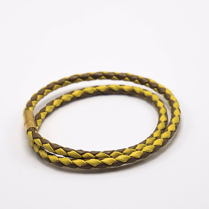 LWW-BY4MM#44-Yellow/Brown