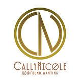 CallyNicole Full Logo White Centre HighR