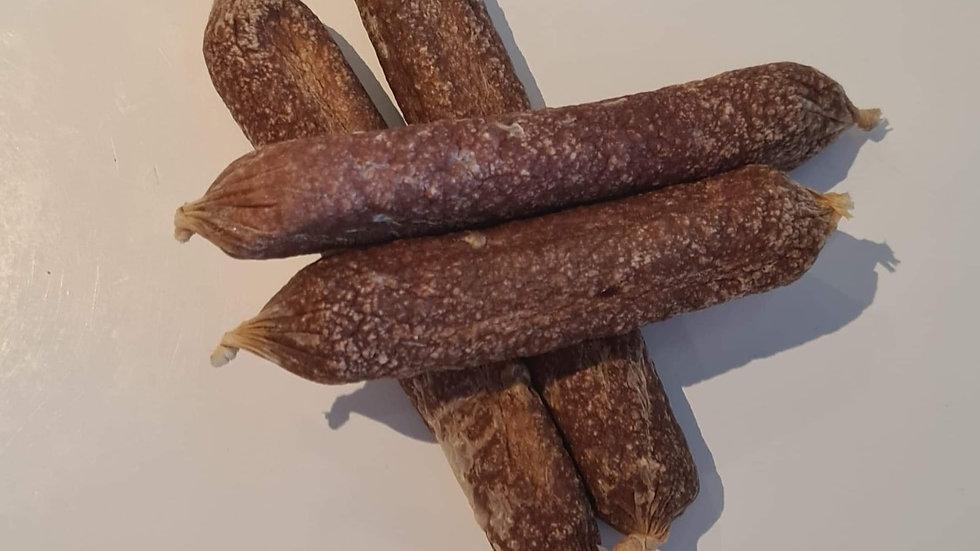Medium Venison Sausage (4 Pack)