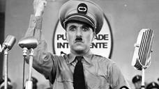 """El gran dictador"", de Charles Chaplin"