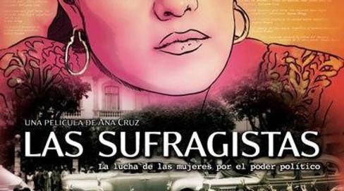 """""""Las sufragistas"""", de Ana Cruz"""