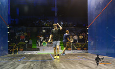 SIMPSON WINS IN 3 STRAING GAMES