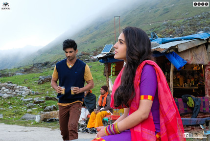 Sara Ali Khan / Sushant Singh Rajput