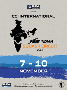 PSA WORLD TOUR RETURNS BACK @ THE CCI IN MUMBAI | THE ALL GLASS COURT!