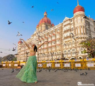 Tah Gateway Fashion shoot by Nitesh Square