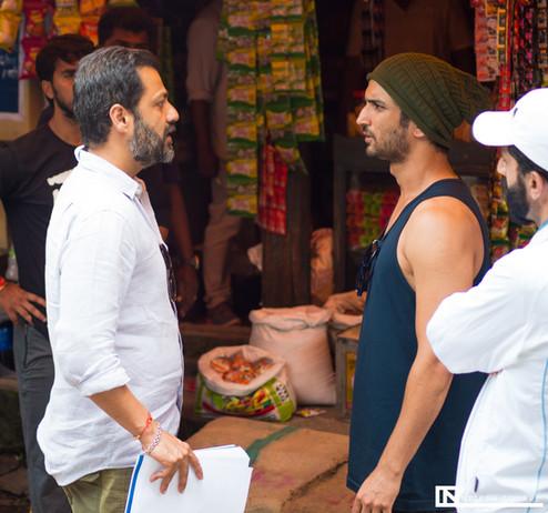 Sushant Singh Rajput & Abhishek Kapoor | Kedarnath Movie | Bollywood Actor & Director