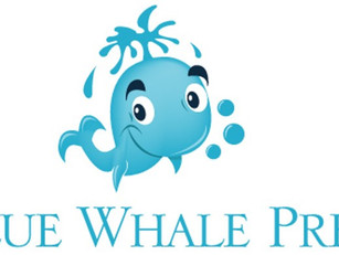 Blue Whale Press has a New Editor...pssst It's Me!