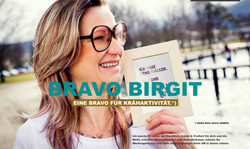 Bravo Birgit