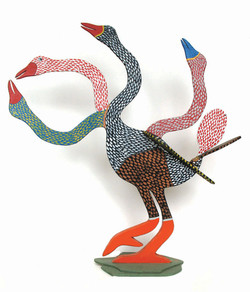 Four-headed Goose
