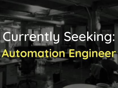 Milyli Job Listing | Automation Engineer | Chicago, IL