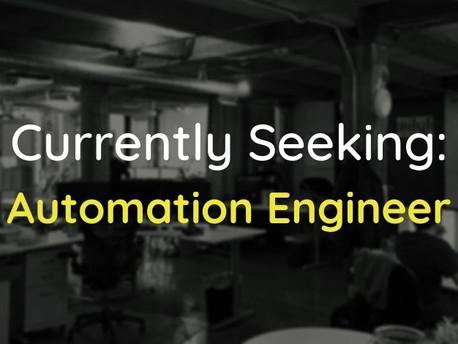 Milyli Job Listing   Automation Engineer   Chicago, IL