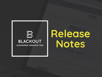 Blackout 4.2 Webinar Recording
